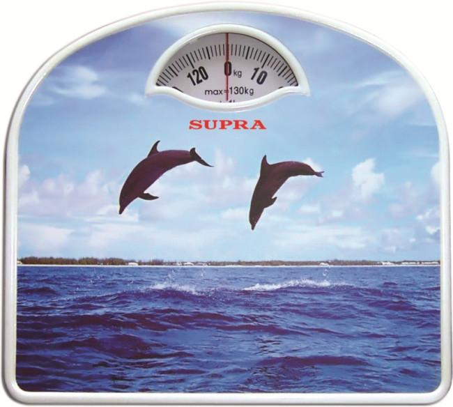 Весы напольные 130кг Supra BSS 1000
