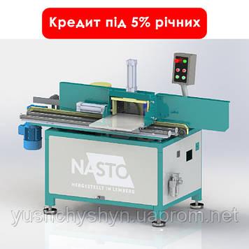 Шипорезный станок с автоматическим перемещением каретки TCA 16 NASTO