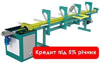 Пресс для сращивания по длине LP-4501 (полуавтоматический)
