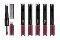 Loreal Infallible Блеск для Губ / Loreal Infallible Пигмент для Губ / Loreal Infallible Pro-Last Lip Color
