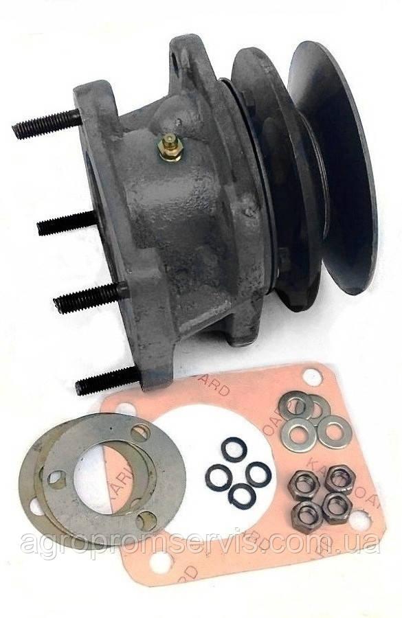 Шкив насоса НШ-10 привод  шкив 130 мм.ременной передачи мотоблока