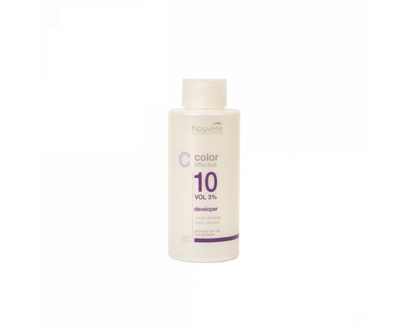 Nouvelle Developer Cream Peroxide 3% Окислительная эмульсия для Nouvelle Hair Color, 100 мл