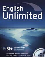 English Unlimited Intermediate Coursebook (with e-Portfolio DVD-Rom)