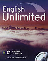 English Unlimited Advanced Coursebook (With e-Portfolio DVD-Rom)