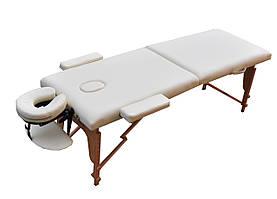 Массажный стол  двухсекционный ZENET  ZET-1042 размер S ( 180*60*61 )