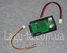 Прибор встраиваемый, измерение постоянного напряжения и тока, фото 3