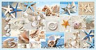 Панели ПВХ Grace Мозаика Пляж 955*480мм