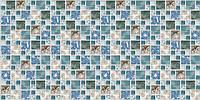 Панели ПВХ Grace Мозаика Морской Бриз 955*480мм