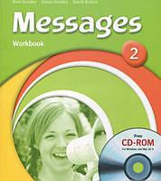 Messages 2. Workbook (+ CD)