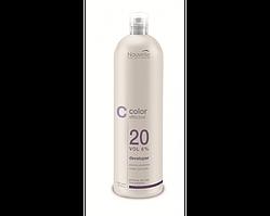 Nouvelle Developer Cream Peroxide 6% Окислительная эмульсия для Nouvelle Hair Color, 1000 мл