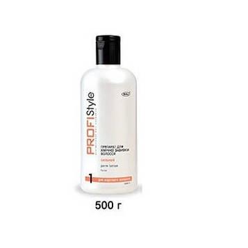 Препарат для химической завивки волос №1 (сильный) 500мл