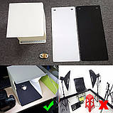 Фотобокс с LED подсветкой для предметной съемки 40см с USB подключением, фото 6