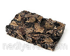 Древесный чёрный гриб прессованный 18-20г