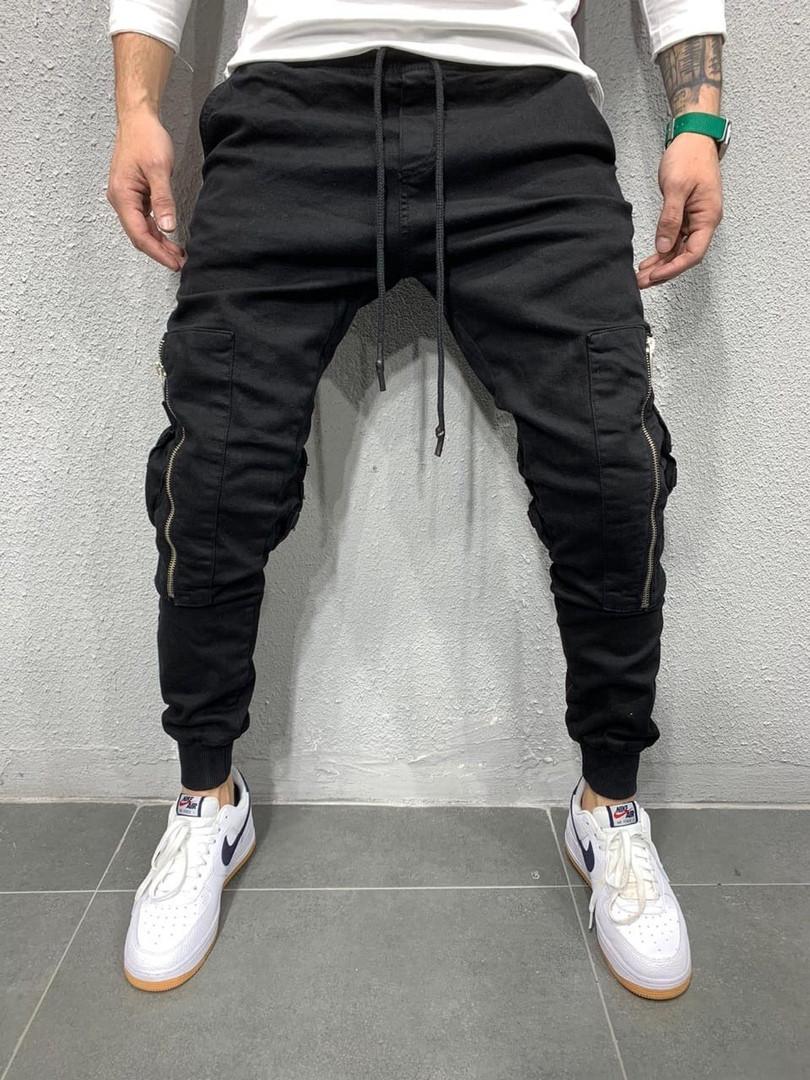 Мужские джинсы черные турецкие А -4949,4927