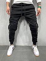 Мужские джинсы черные турецкие А -4949,4927, фото 1