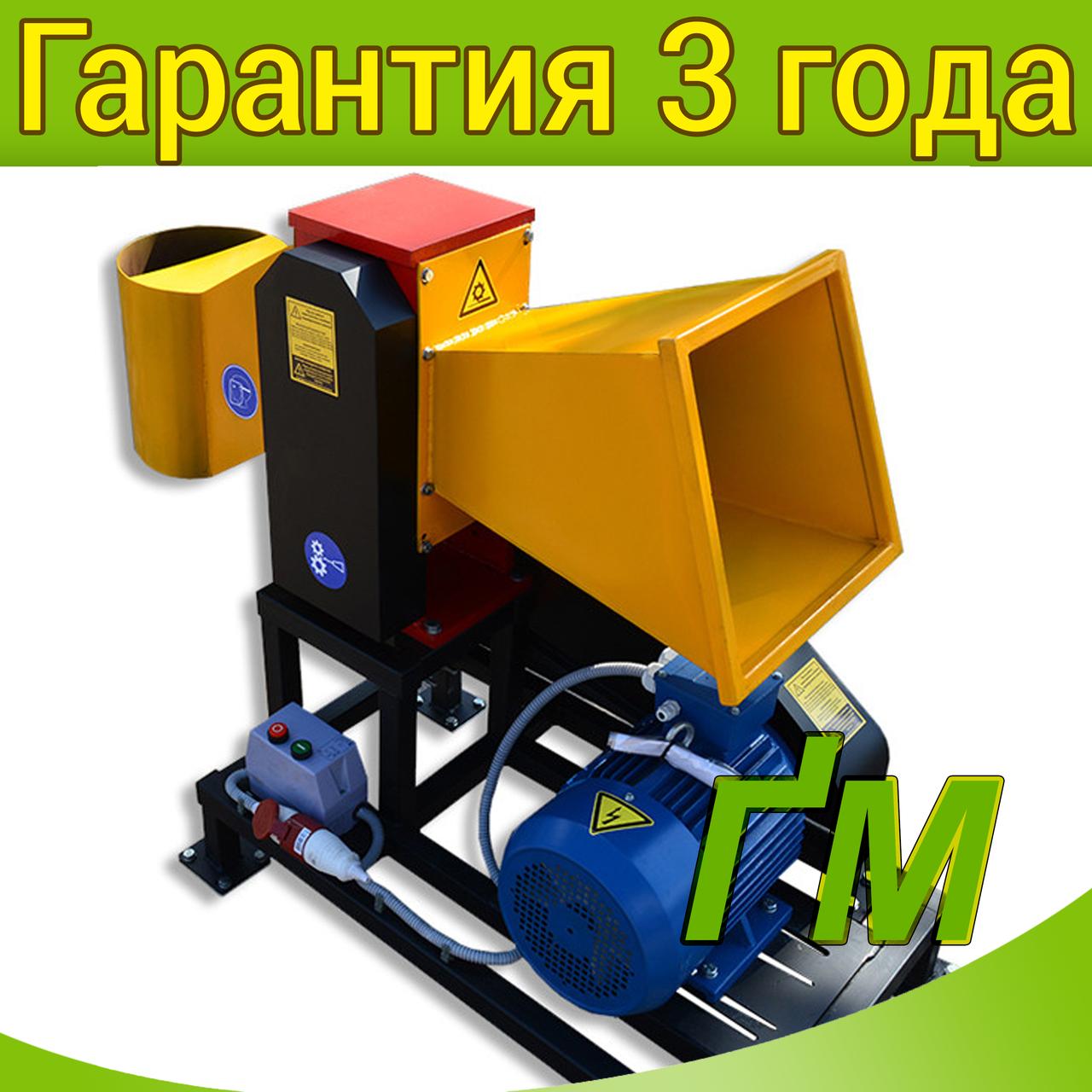Измельчитель веток 2В-80Е (Электромотор 7,5квт.)