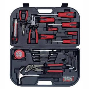 ✅Набор инструментов слесарный Intertool ET-6001, набор инструментов для авто