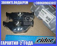 Колодка тормозная дисковая БМВ 5(E34) 88-95 задн. (RIDER) (арт. RD.3323.DB917)