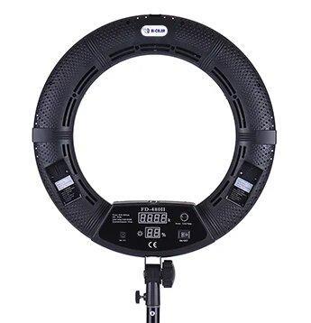Кольцевая лампа FD 480IІ 96 Ватт