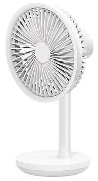 Портативный вентилятор Xiaomi SOLOVE Stand Fan F5 White