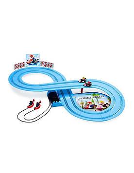 Автотрек Xiaomi CARRERA GO First Racing Track Set Super Mario Blue