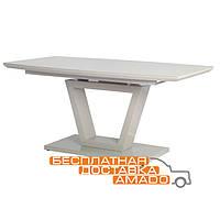 Стол обеденный ТМ-63 капучино (160-200)*90*76(Н) Vetro