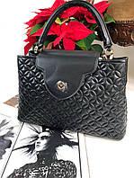 Женская сумка LOUIS VUITTON  CAPUCINES 36 см (реплика), фото 1