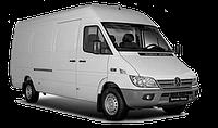 Лобовое стекло Mercedes Sprinter (высокий) (Минивен) (1995-2006)