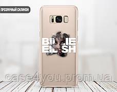 Силиконовый чехол для Xiaomi Mi 8 Billie Eilish (Билли Айлиш) (31055-3394), фото 2