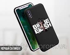 Силиконовый чехол для Xiaomi Mi 8 Billie Eilish (Билли Айлиш) (31055-3394), фото 3