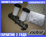 Цилиндр тормозной главный УАЗ 469 старого образца - 2 бачка,б/ сигн.устр. (RIDER) (арт. 469-3505010)