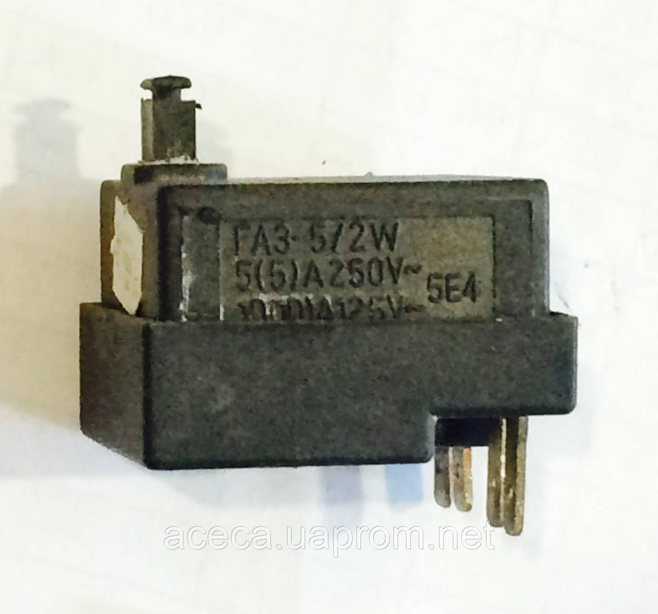 Кнопка МШУ Sparky (замкнуто)