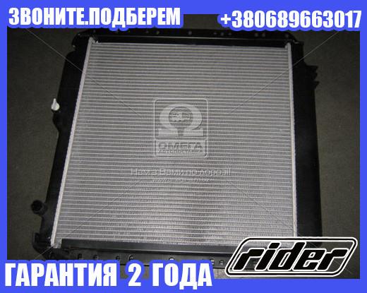 Радиатор водяного охлаждения TATA, ЭТАЛОН Е-2 (RIDER) (арт. RD278650100283)