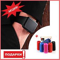 Смарт часы наручные Smart часы GT-08 Smart watch умные часы аналог Apple Watch, Портативная колонка в Подарок