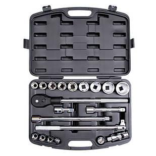 ✅Профессиональный набор инструментов Intertool ET-6023, набор инструментов для авто