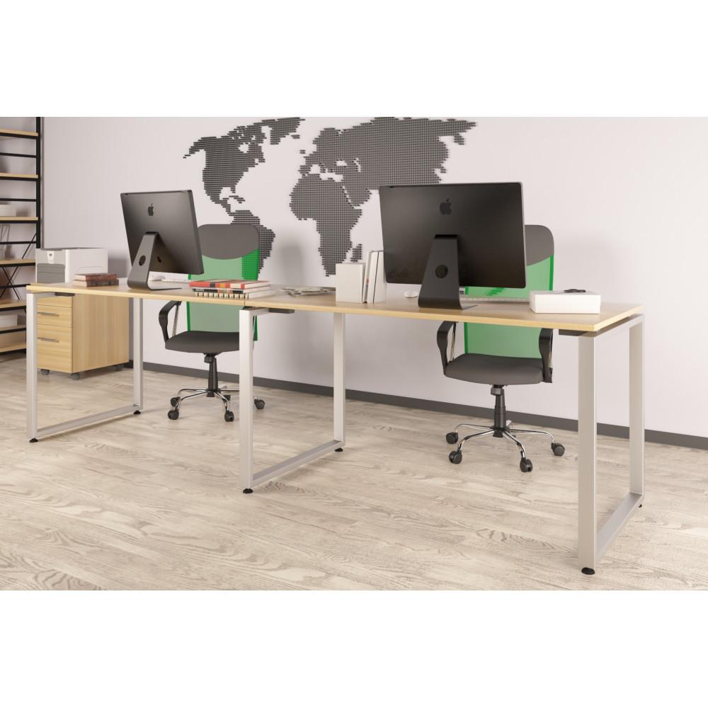 Двойной письменный стол Q-135-2 Loft Design