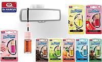 Авто освежитель воздуха Dr. Marcus Ecolo (выбор аромата), Ароматизатор автомобильный (Пахучка в салон авто)
