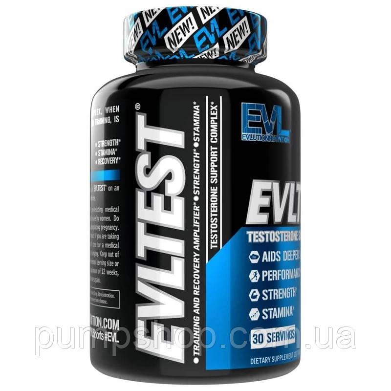 Для підвищення тестостерону Evlution Nutrition EvlTest 120 таб.