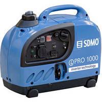 Однофазный инверторный бензиновый генератор SDMO Inverter Pro 1000 (0,95 кВт)