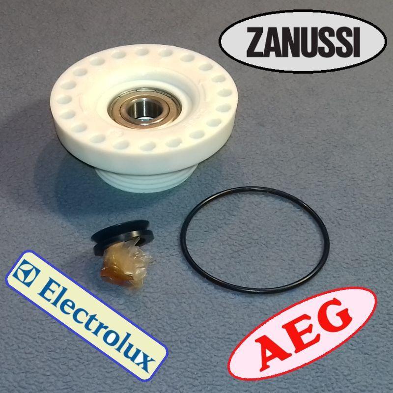 Ступица для стиральной машины Electrolux и Zanussi, код EBI COD.099 (левая резьба)