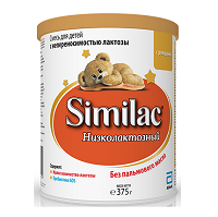 Детская сухая молочная смесь Similac Низколактозный, 375г