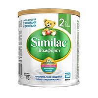 Детская сухая молочная смесь Similac Комфорт 2, 375г