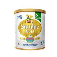 Детская сухая молочная смесь Similac Gold 2, 400г
