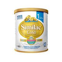 Детская сухая молочная смесь Similac Gold 1, 400г