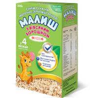Детская сухая смесь Малыш на молочно-зерновой основе с овсяной мукой, 350г