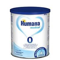 Детская сухая молочная смесь Хумана 0, 400г