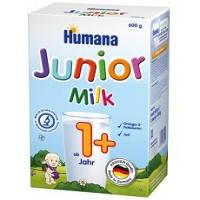 Детская сухая молочная смесь  Хумана 4 Джуниор, 600г