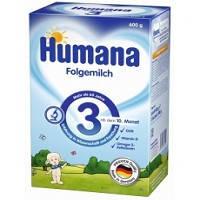 Детская сухая молочная смесь Хумана 3, 600г