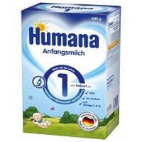 Детская сухая молочная смесь Хумана 1, 600г