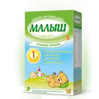 Детская сухая молочная смесь «Малыш Истринский» 1, 350г